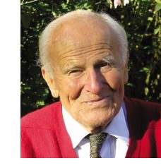 Sir David Willcocks - arranger of many of today's most popular traditional carols